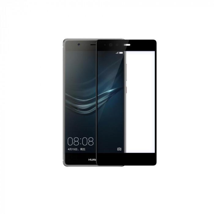 Tempered Glass - Ultra Smart Protection Huawei P9 Plus Fulldisplay negru