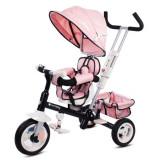 Cumpara ieftin Tricicleta cu sezut reversibil Sun Baby 002 Super Trike Plus Pink
