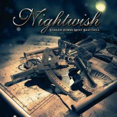 Nightwish Endless Forms Most Beautiful (cd)