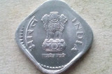 MONEDA 5 PAISE 1989-INDIA