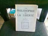 LA PHILOSOPHIE DE LA LIBERTE - RUDOLF STEINER