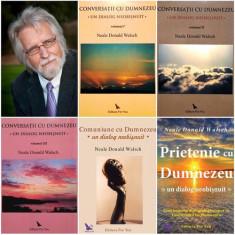 Cumpara ieftin Pachet Conversatii cu Dumnezeu - 5 Volume