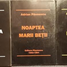 Adrian Paunescu - Trilogia carunta (vol. I-III)