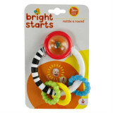 Bright Starts – 10223 Jucarie New Rattle A Round™