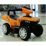 Atv electric 6V portocaliu, Piccolino