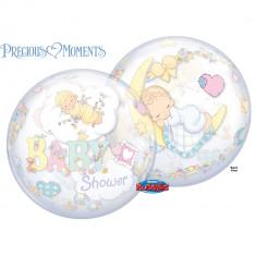 "Balon Bubble 22"" Baby Shower, Qualatex 27567"