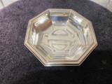 Mic  bol Art Deco argint sterling