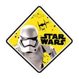 Semn de avertizare Baby on Board Star Wars Stormtrooper Seven SV9624Initiala