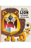 Lion And Friends: A Pop-Up Book - Rudolf Lukes