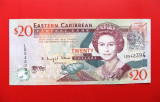 EAST CARIBBEAN STATES - 20 Dollars 2008