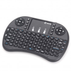 Tastatura Wireless i8 Air Mouse Touchpad 2.4ghz pentru Android TV si Mini PC