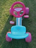 Vând Kart cu pedale Mini Go Kart Hauck Turbo 2-4 ani