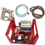 Pompa transfer combustibil 12V Debit 40L/min.