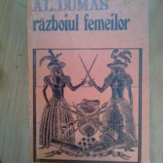 d1d Razboiul Femeilor - Al. Dumas