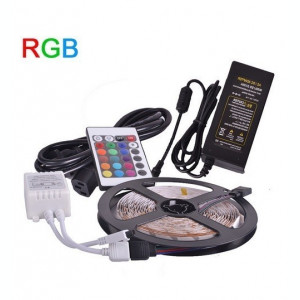 Kit Banda LED RGB Silicon