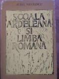SCOALA ARDELEANA SI LIMBA ROMANA-AUREL NICOLESCU