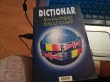 Dictionar roman englez,Cotoaga Laura, editura Regis,