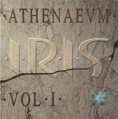 CD  Iris – Athenaevm I, original, holograma foto