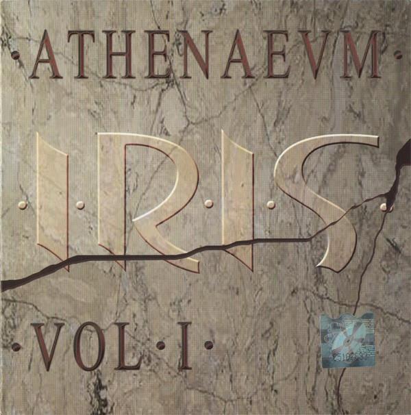 CD  Iris – Athenaevm I, original, holograma