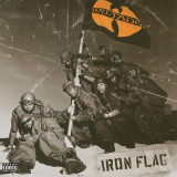 WuTang Clan Iron Flag LP (vinyl)