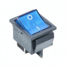 Intrerupator IRS Lat Albastru KCD4 16A-250V