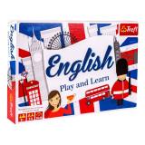 Cumpara ieftin Joc pentru invatarea limbii engleze Trefl, 2-6 jucatori