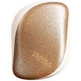 Tangle Teezer Compact Styler perie de păr Gold Starlight
