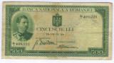 Romania 500 lei 1934  Fine P36a