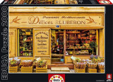 Puzzle Educa 2000 piese The delights of The Luberon