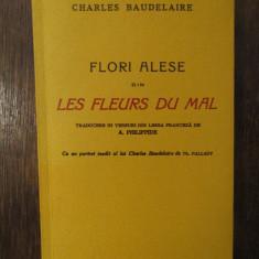 FLORI ALESE DIN LES FLEURS DU MAL - CHARLES BAUDELAIRE