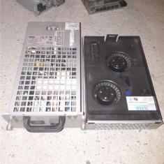 Sursa server Dell model dps-600fb include si modul ventilatoare
