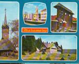 CPIB 16006 CARTE POSTALA - MARAMURES, BAIA MARE, MOZAIC, Necirculata, Printata
