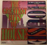 [Vinil] V.A. - The Greatest Hits of House - 32 House Hits - 2 viniluri originale