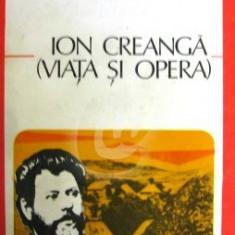 Ion Creanga (Viata si opera) -1973