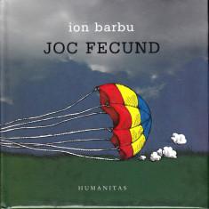 Joc fecund, Ion Barbu