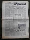 Ziarul Sportul din 7 iunie 1978