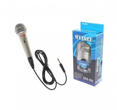 Microfon profesional Weisre DM-501 foto