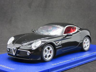 Macheta Alfa Romeo 8c Competizione M4 1:43 foto