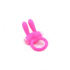 Inel Penis Vibrator Pink Rabbit - Sex Shop Erotic24