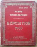 Expoziția 1900 Paris - Album fotografic (lb. franceza)