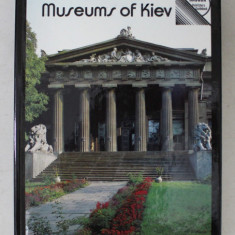 MUSEUMS OF KIEV - A GUIDE 1984