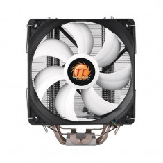 Cooler CPU Gaming Thermaltake Contac Silent 12, Multi Socket, 4x Heatpipe-uri,...