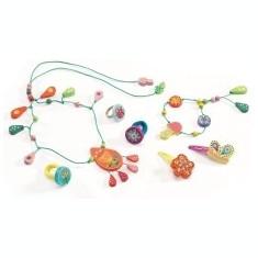 Set bijuterii Djeco Perle de roua