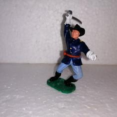 bnk jc Figurina de plastic - Timpo - Reg 7 Cavalerie USA