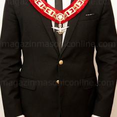 Colan Metalic Grad 33 - Suveran Mare Inspector General RSAA