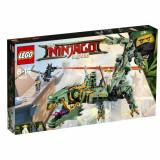 LEGO Ninjago Movie, Robotul-balaur Ninja Verde 70612