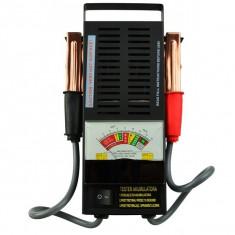 Tester baterii 6V si 12V , 100Amp