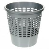 Cos de gunoi pentru birou, 11.8lt, gri
