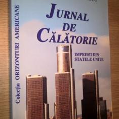 Constantin C. Giurescu - Jurnal de calatorie - Impresii din Statele Unite (2006)