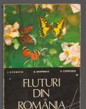 C9293 FLUTURI DIN ROMANIA - I. STANOIU, BOBIRNAC, COPACESCU